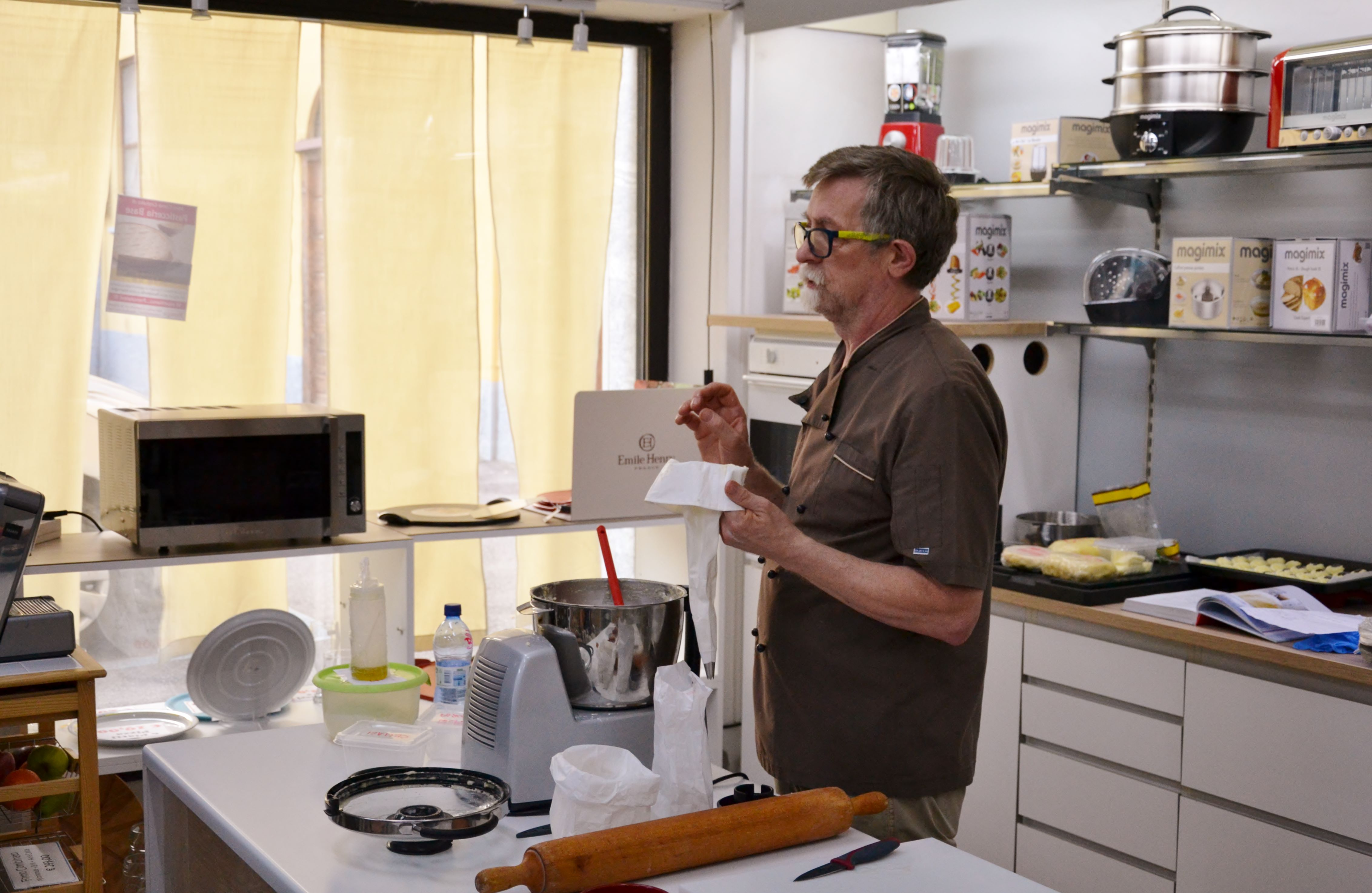 Chef Marco Cerliani