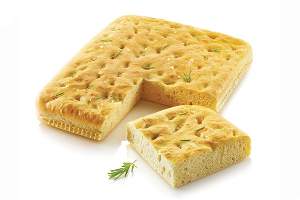 stampo focaccia bread 3d