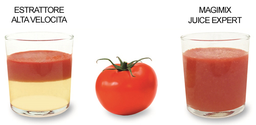 Magimix Juice Expert estrae il succo