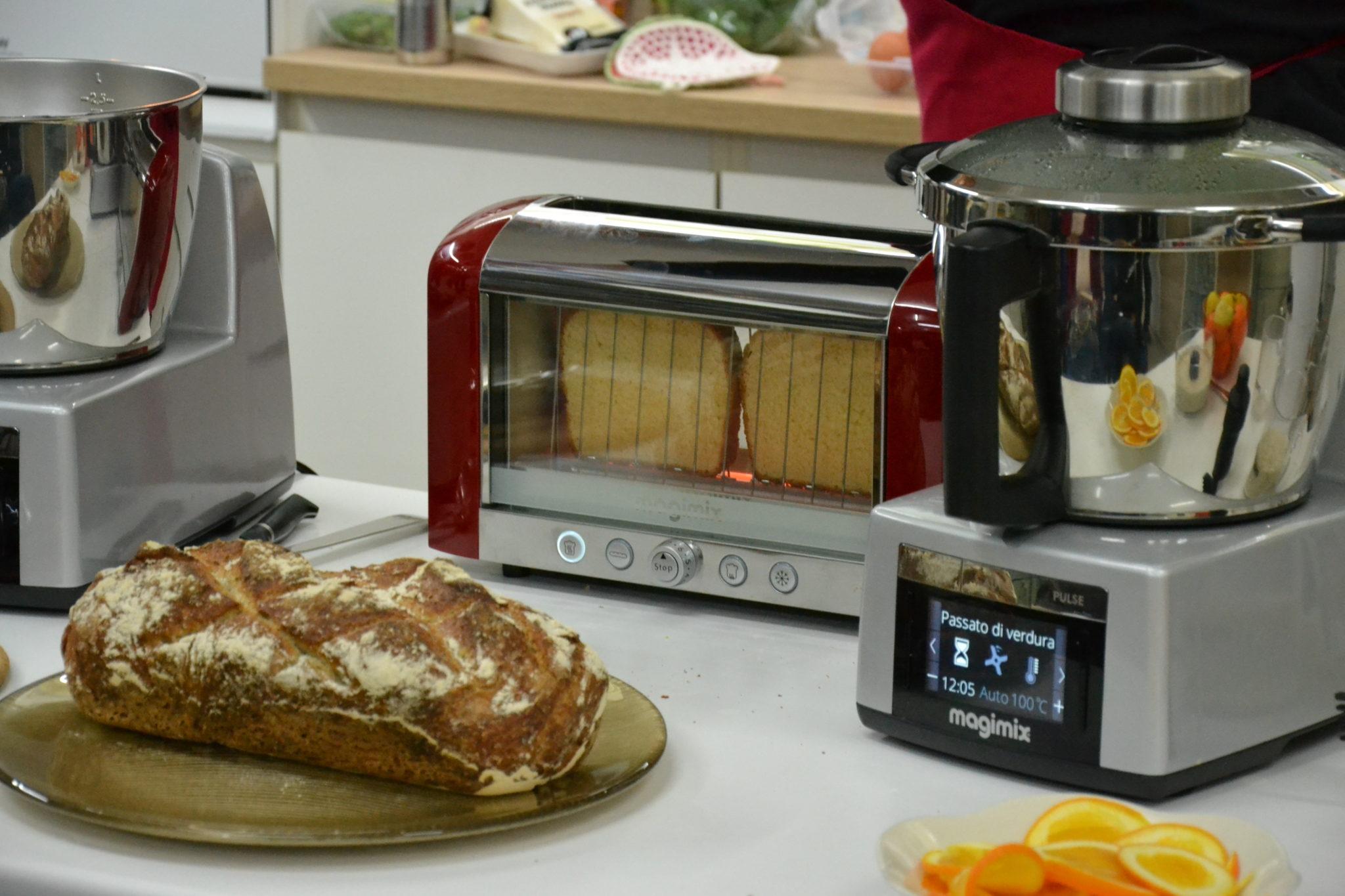 Magimix Toaster Vision