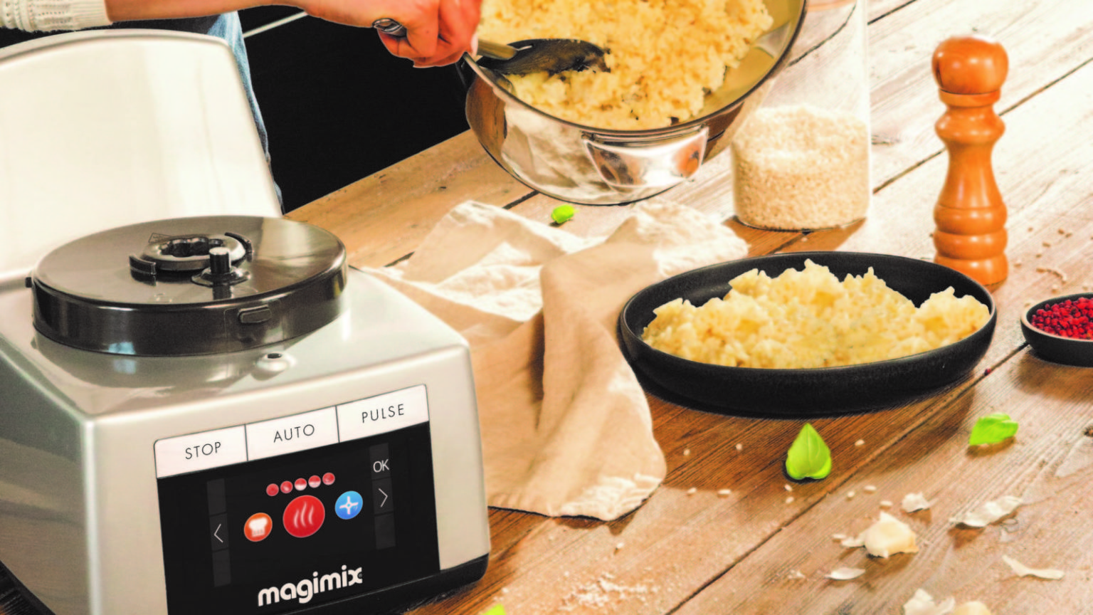 Risotto nel Magimix Cook Expert