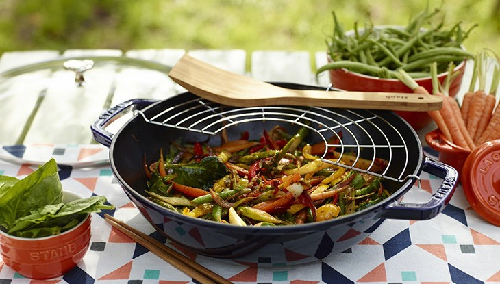 staub-wok