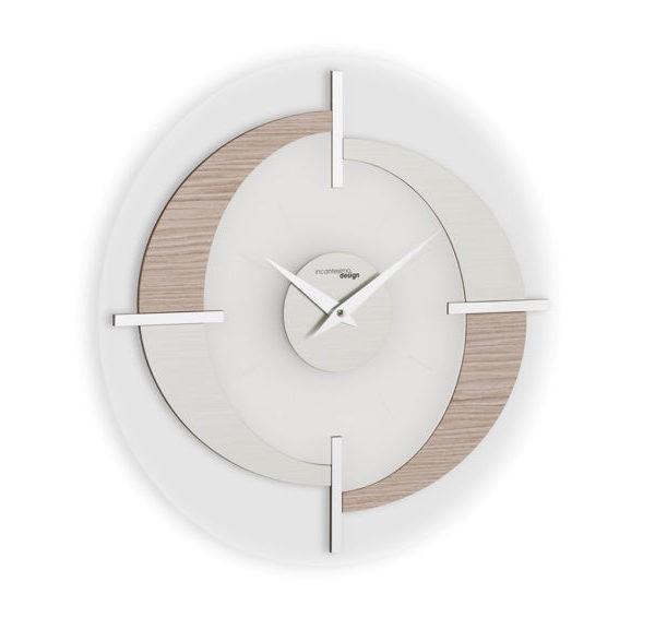 Orologio Modus bianco